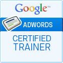 Google AdWords sertificēts treneris