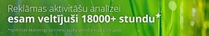Reklāmas analīze, Google Analytics - iMarketings.lv