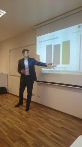 Dr.Sergejs Volvenkins, Google AdWords seminārs