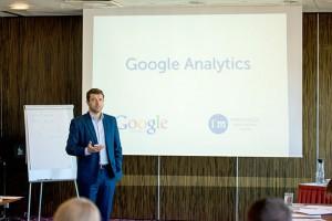 Seminārs par interneta mārketingu. Google Analytics, Remarketing, Facebook