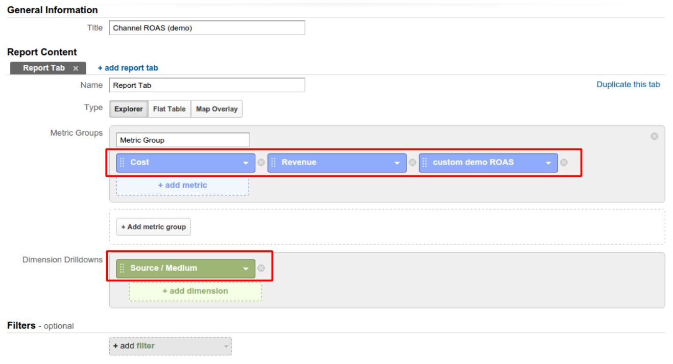 Google Analytics. Atskaišu veidošana