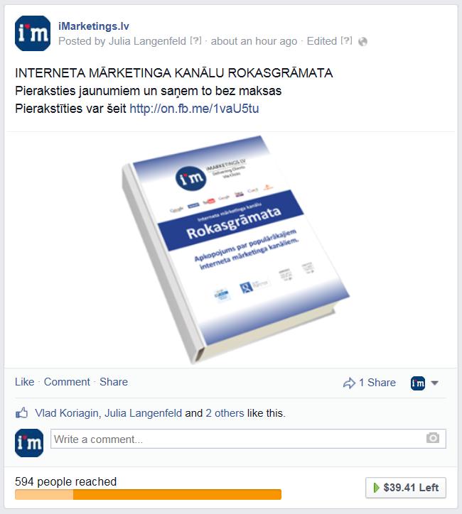 Content Marketing | iMarketings.lv