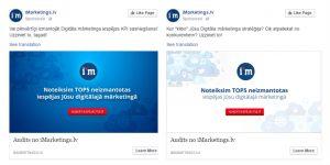 Facebook reklāma (Facebook Ads)
