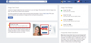 Teksta daudzums reklāmas maketā