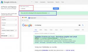 Kāpēc nerādās manas Google reklāmas - solis 2
