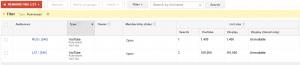 Youtube remarketinga sarakstu izveidošana