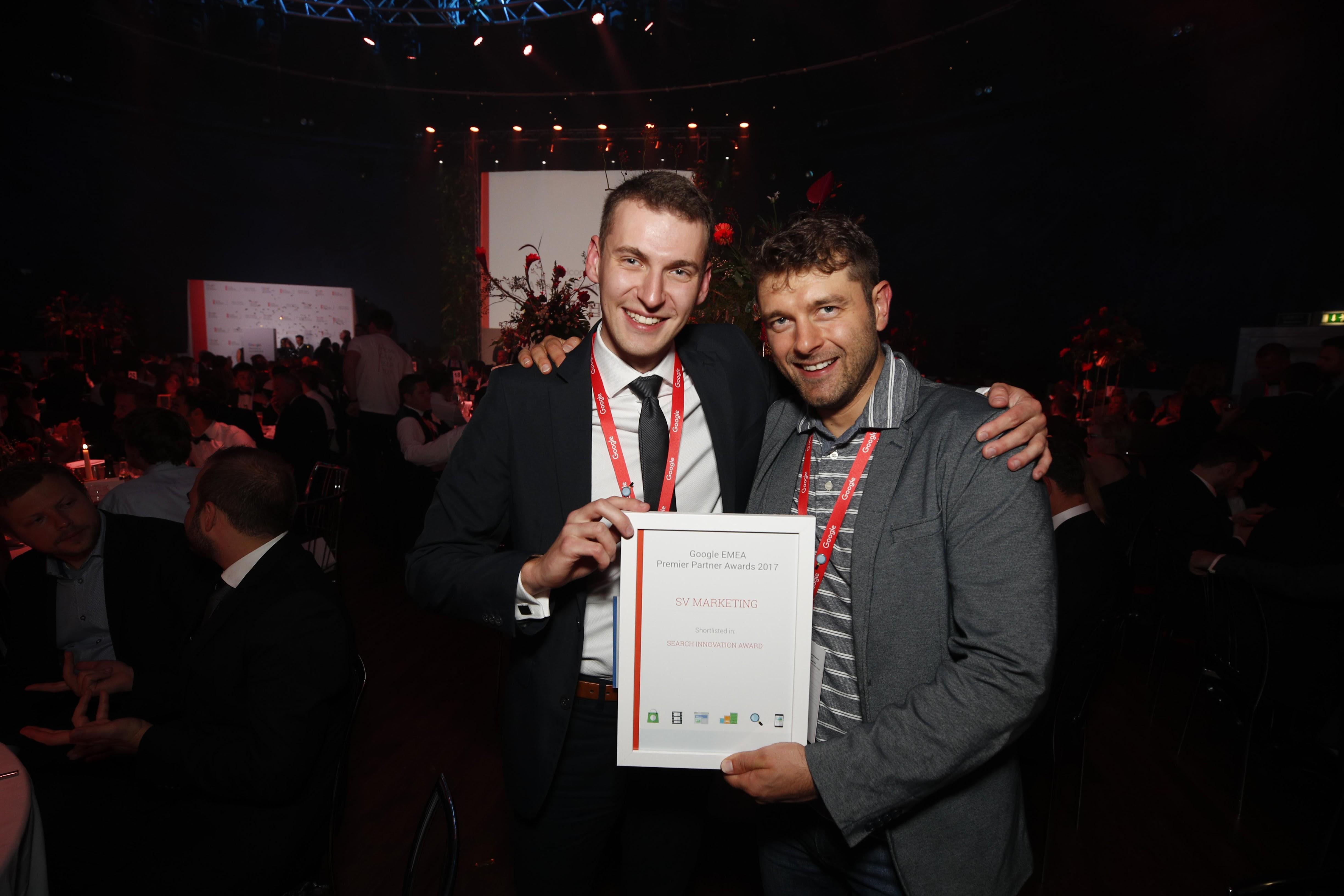 Google Award Ceremony - iMarketings.lv