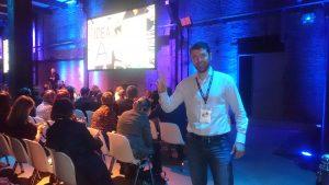 iMarketings.lv - konferencē Amsterdamā