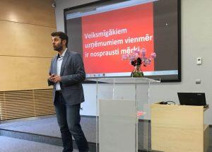 Google seminārs Swedbank klientiem - mērķu nospraušana
