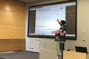 Google seminārs Swedbank klientiem - zīmola spēks mārketinga mērķu sasniegšanā