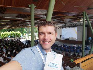 Google agency days conference 2018 imarketings Volveknins Sergejs
