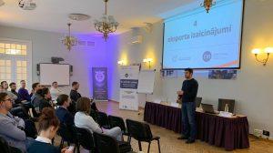 Eksporta izaicinājumi, seminārs iMarketings.lv ar Google, digitālais mārketings, Sergejs Volvenkins (PhD)