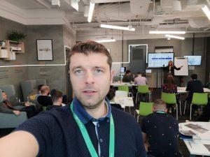 Google Elevator programma. iMarketings.lv Selected agencies summit Polijā