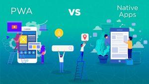 PWA Progressive web app iMarketings.lv e-komercijas tendences 2019/2020