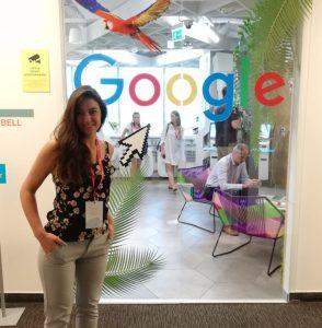 Google export summit iMarketings vizīte